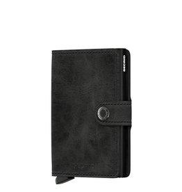 Secrid Miniwallet - Vintage black