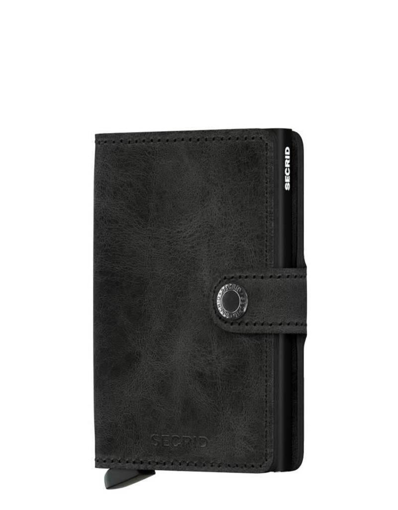 Secrid Secrid - Miniwallet - Vintage black