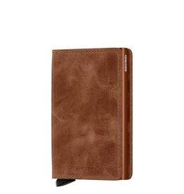 Secrid Slimwallet - Vintage brown