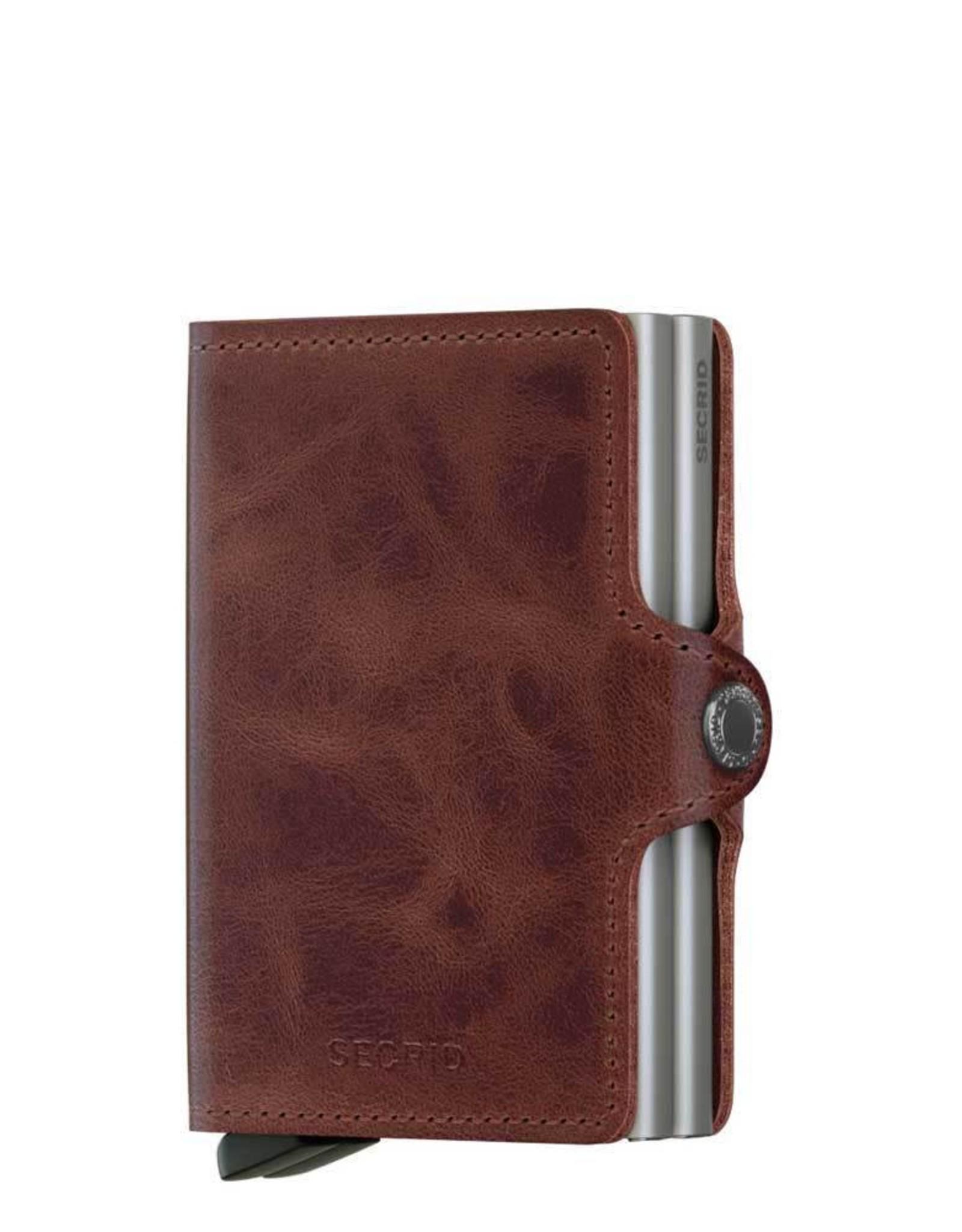 Secrid Secrid - TW-  Vintage Brown