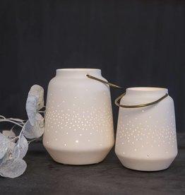 Räder Rader - Porcelain lantern Large