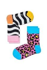 Happy Socks Happy Socks - tiger and stripes