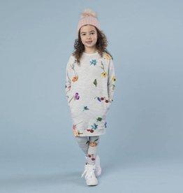 Snurk Snurk - Dress - knitted flowers
