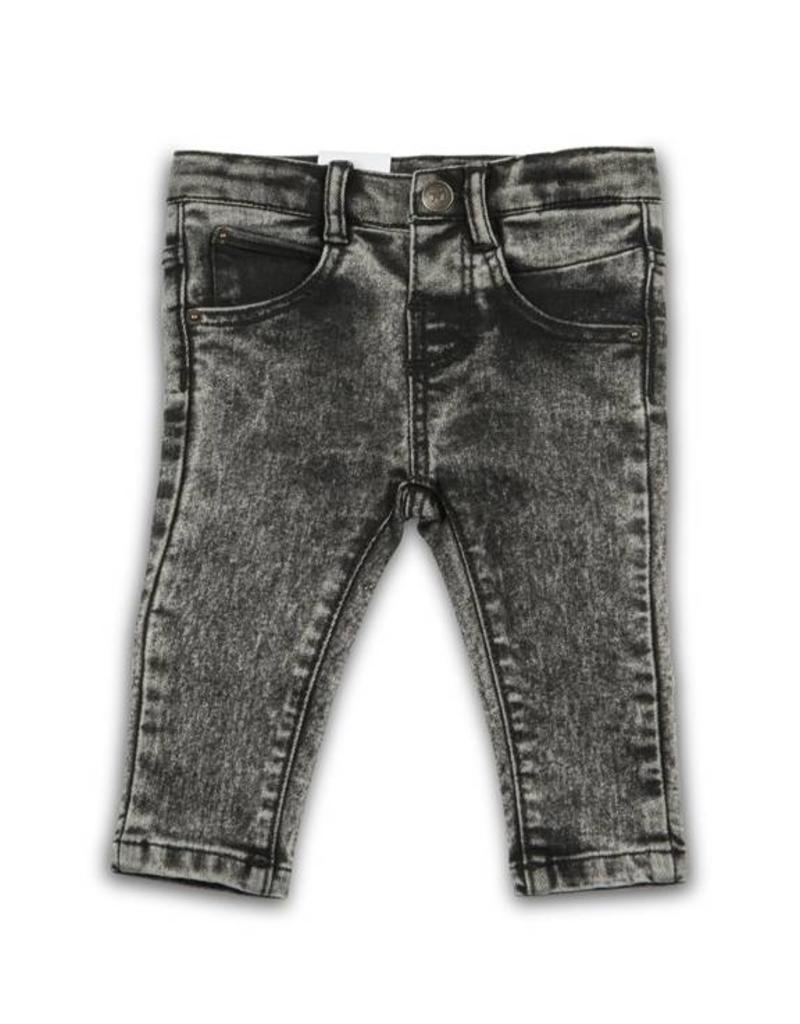 Cos i said so Cos i said so - denim pants - stone black