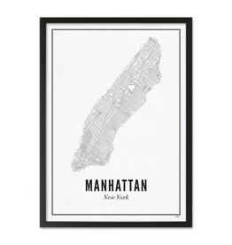 Wijck Wijck - prints - 21x30 - Manhattan
