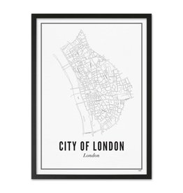 Wijck Wijck - prints - 30x40 - London
