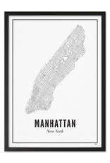 Wijck Wijck - prints - 50x70 - Manhattan