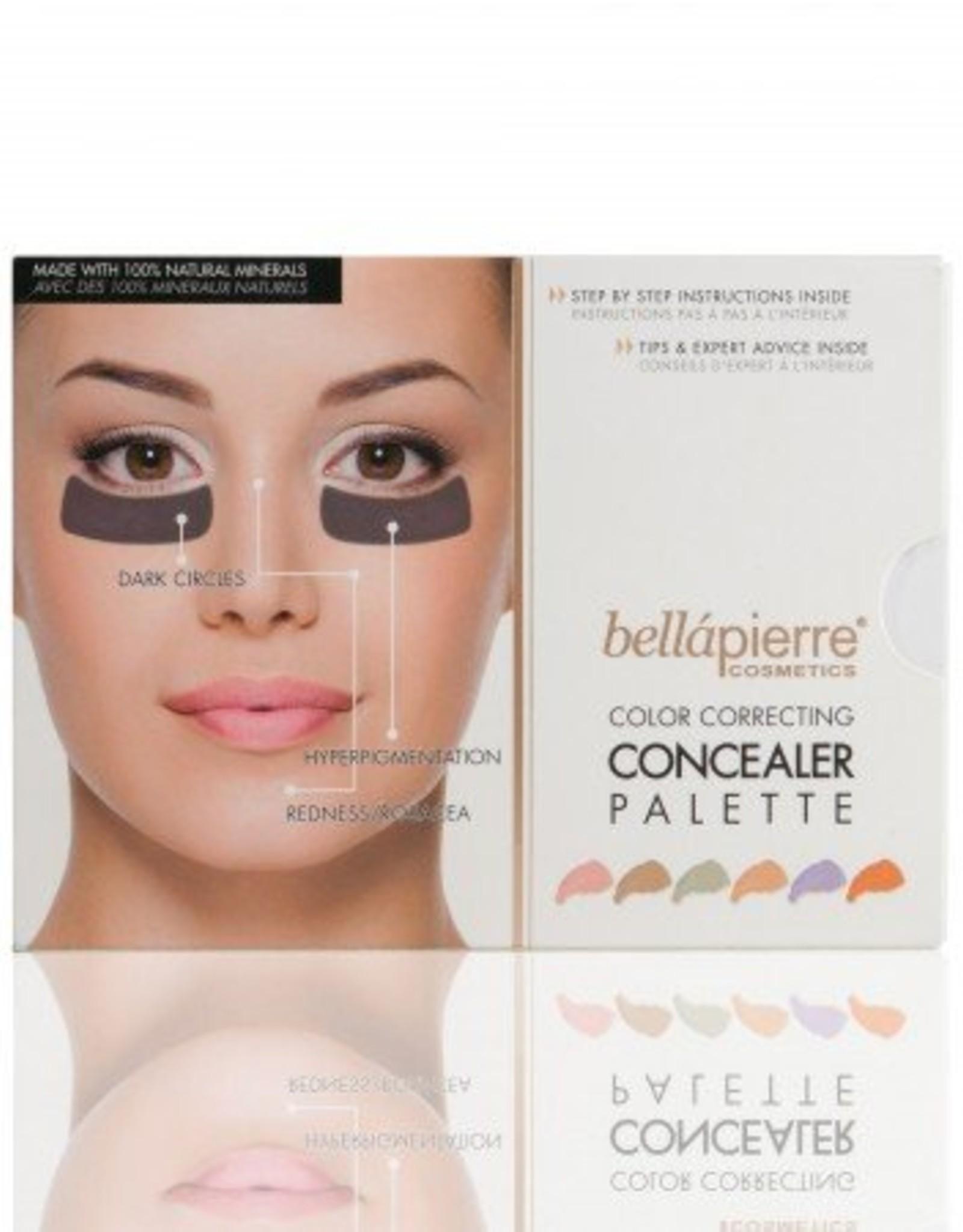 Bellápiere Bellápierre- concealer palette