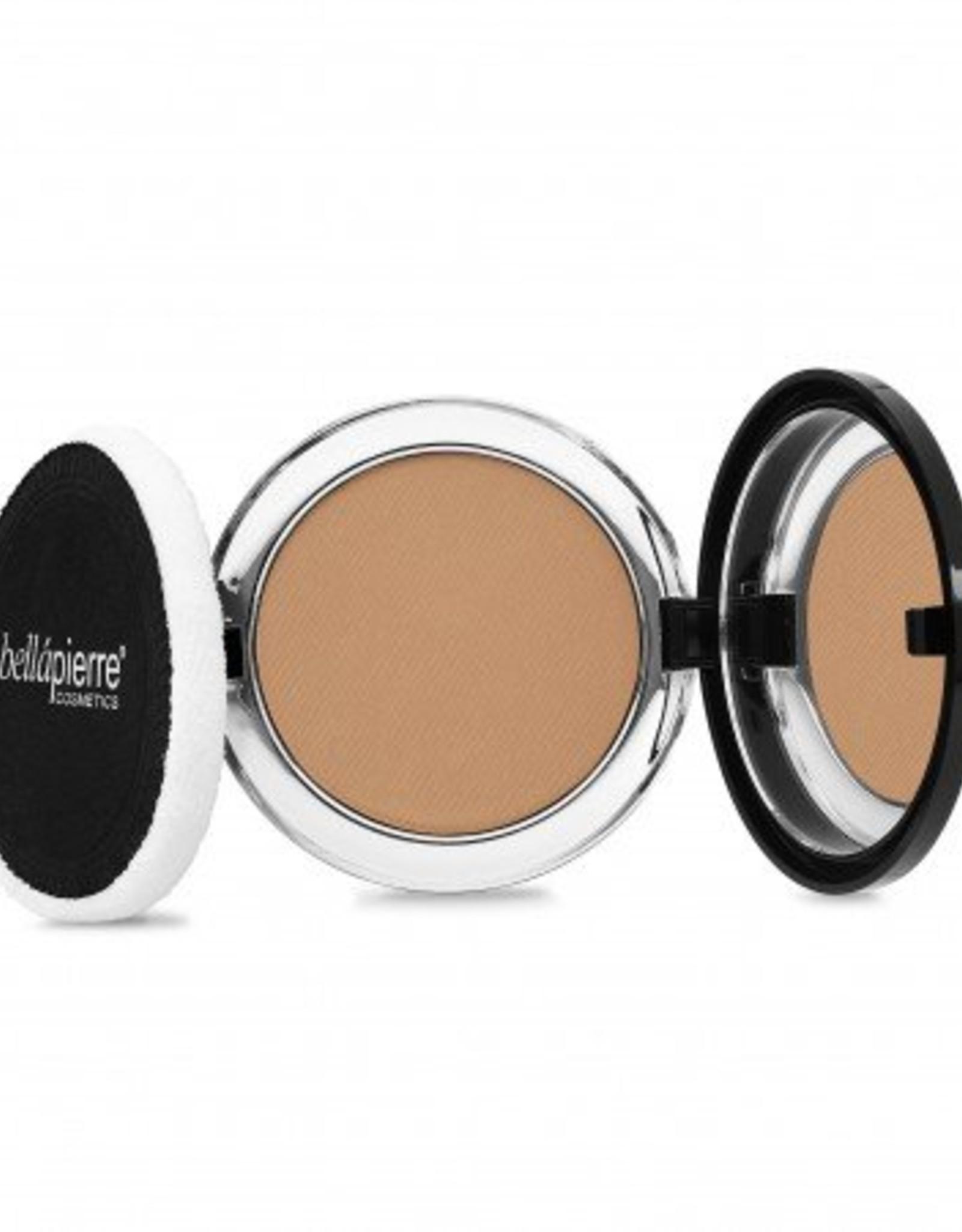 Bellápiere Bellápierre- compact foundation - Nutmeg