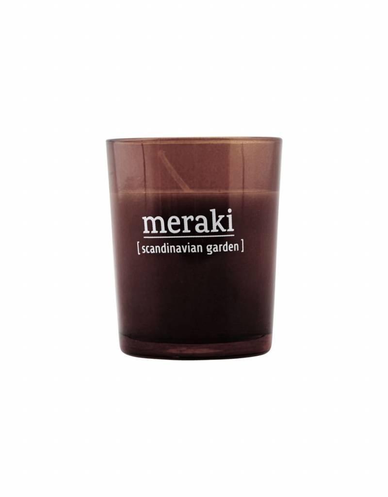 Meraki Meraki - Scented candle , Scandinavian Garden S