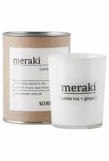 Meraki Meraki - Scented candle , White tea & ginger S