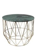 Dutchbone Dutchbone  -Boss side table marble