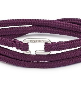 Pig&Hen Pig&hen - Savage Sam - purple/silver M