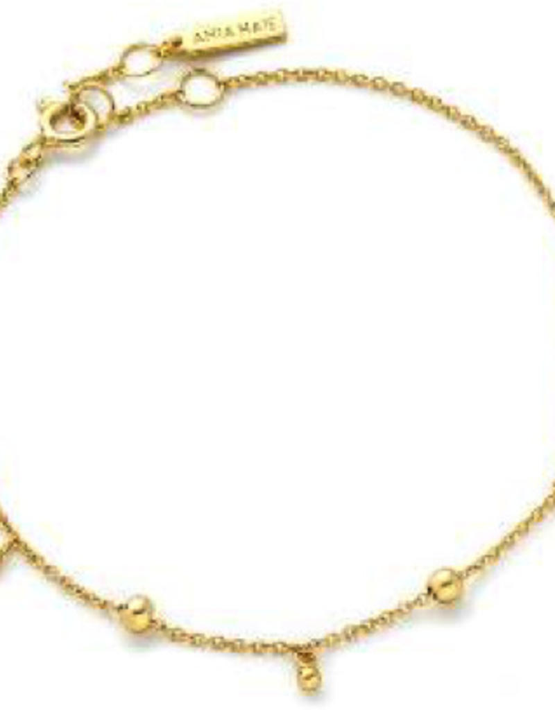 Ania Haie Ania Haie - Modern drop balls bracelet