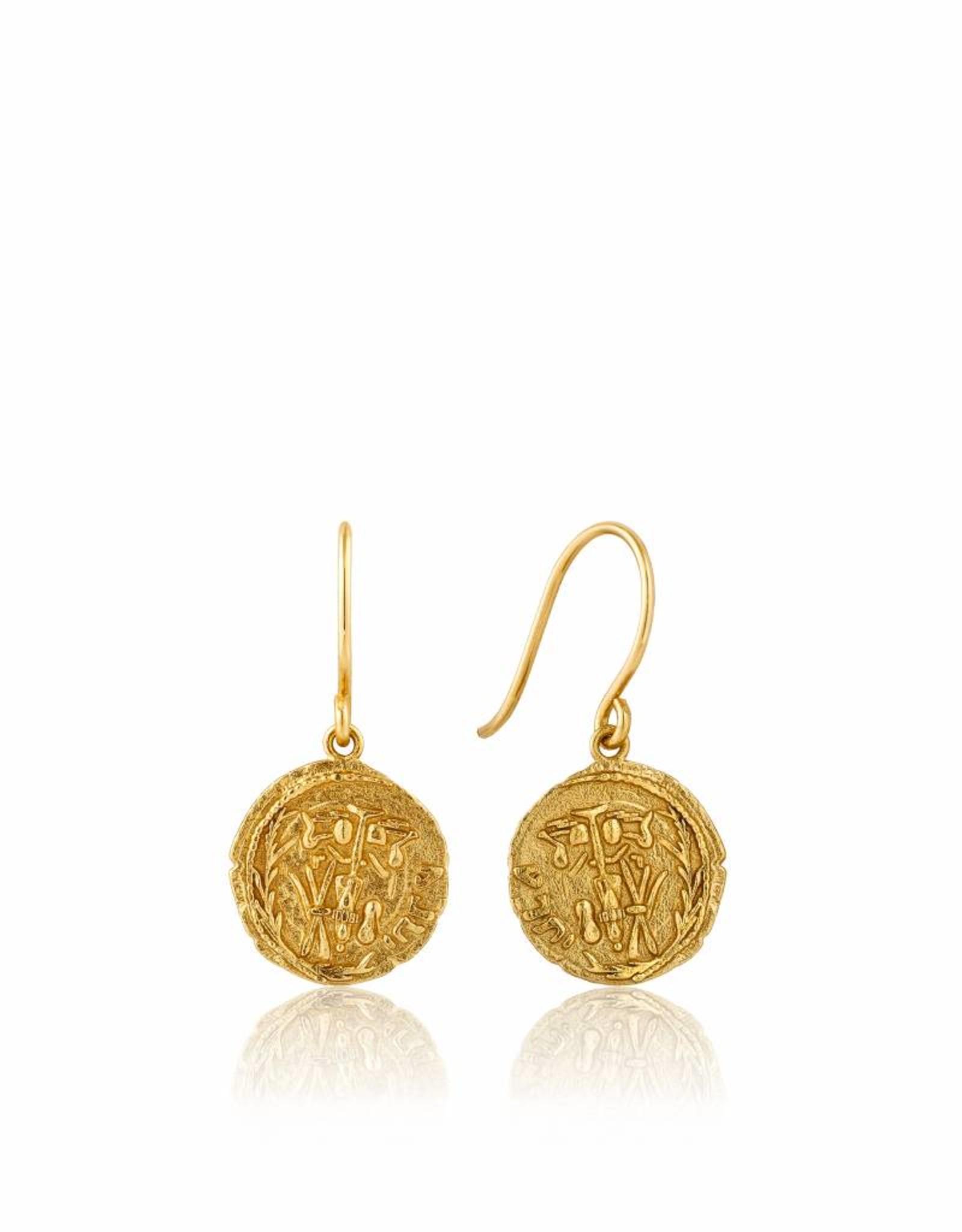 Ania Haie Ania Haie - Emblem hook earrings