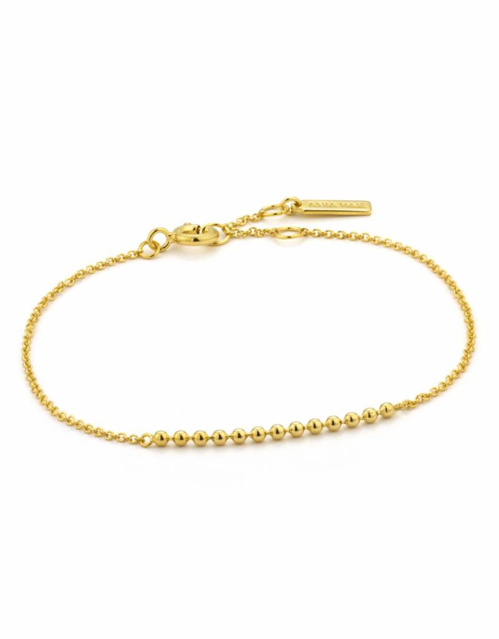 Ania Haie Ania Haie - Modern multiple balls bracelet