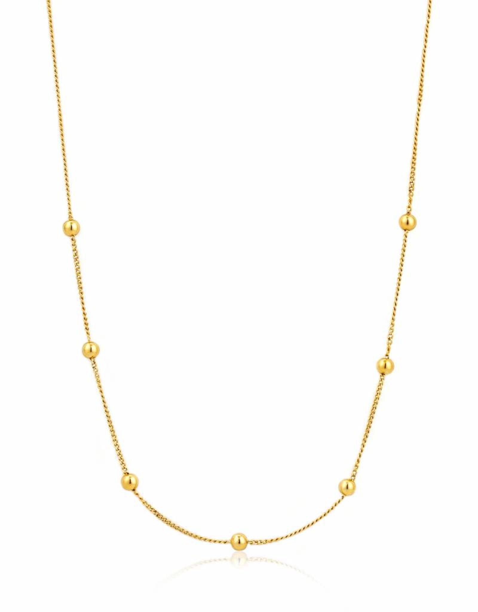 Ania Haie Ania Haie - Orbit beaded necklace