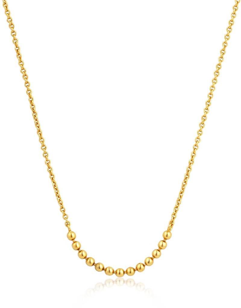 Ania Haie Ania Haie - Modern multiple balls necklace