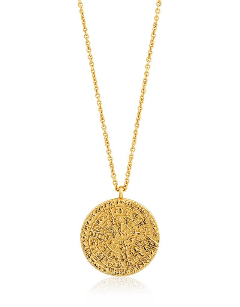 Ania Haie Ania Haie - Ancient minoan necklace Gold