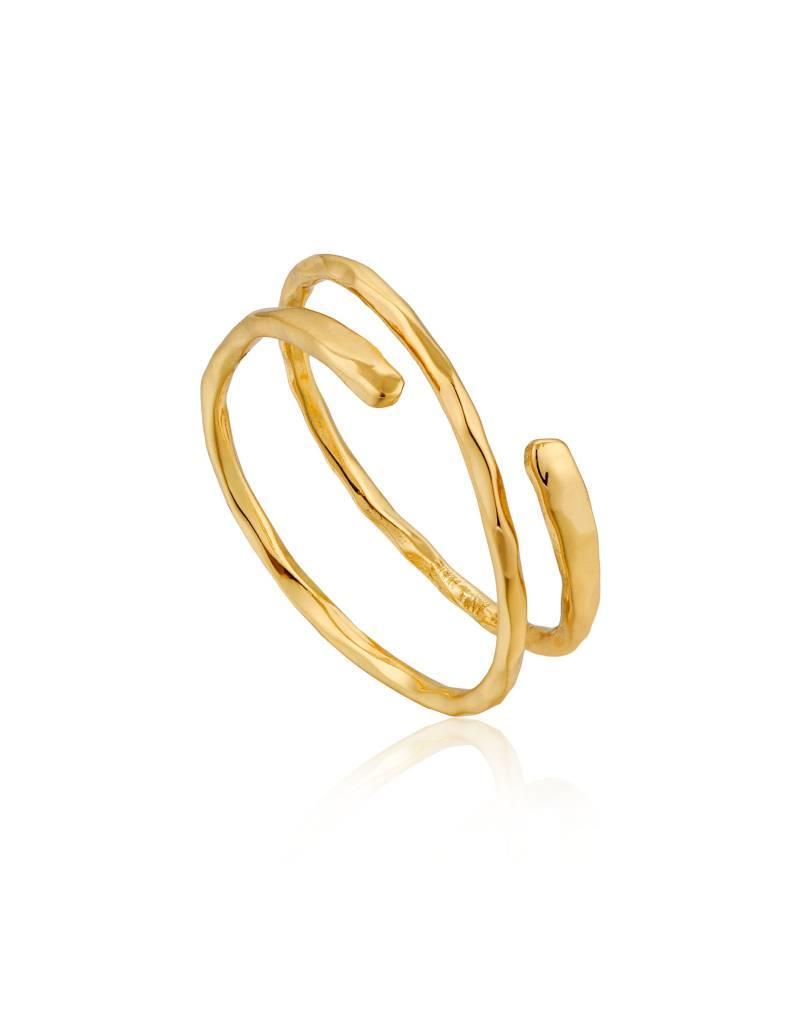 Ania Haie Ania Haie - Ripple adjustable ring