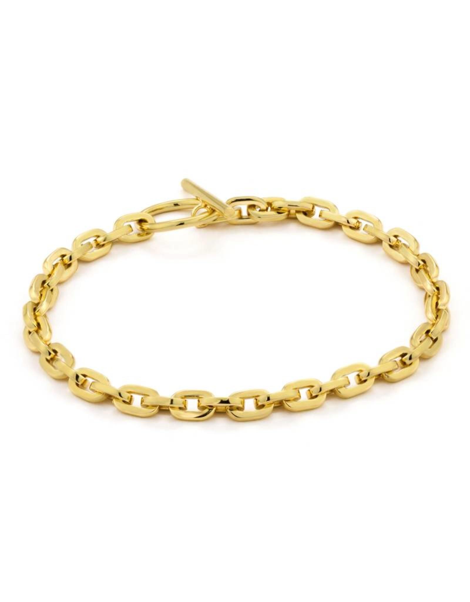 Ania Haie Ania Haie - Chain hook bracelet