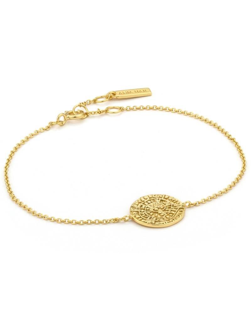 Ania Haie Ania Haie - Ancient minoan bracelet gold
