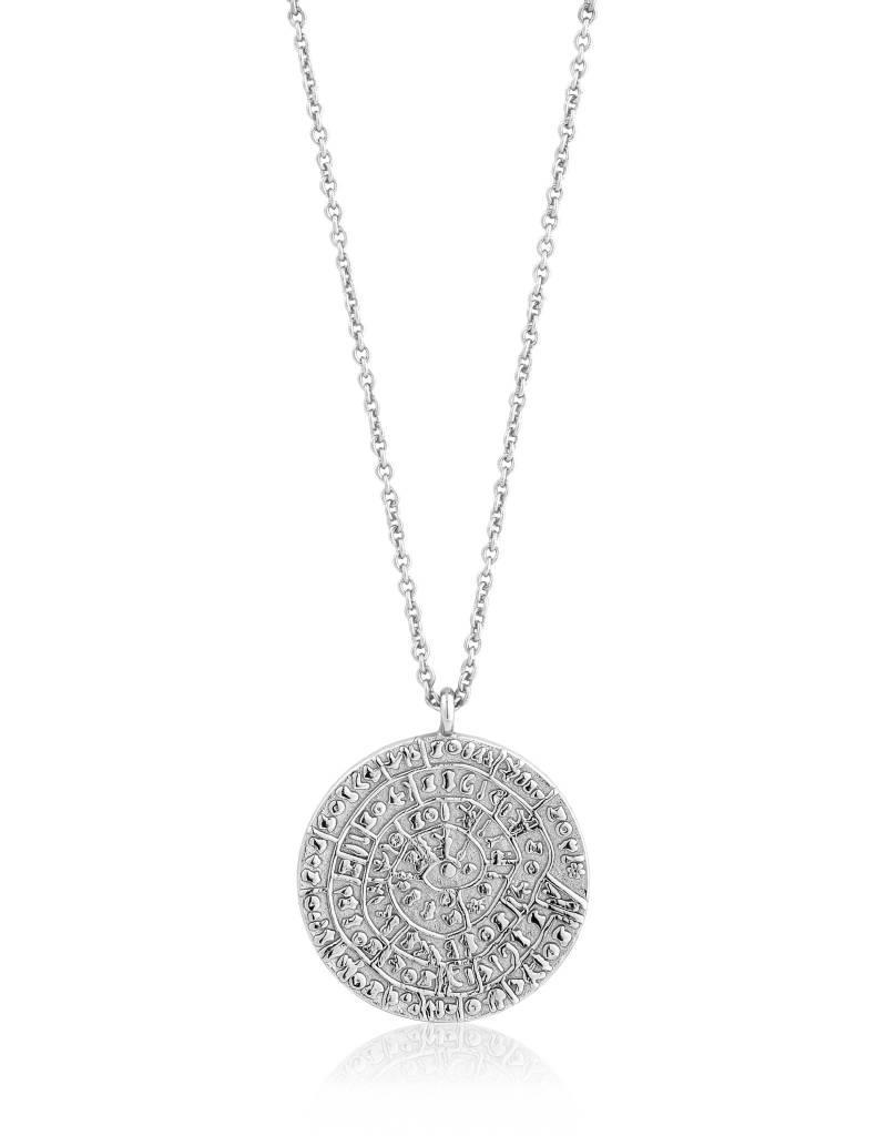 Ania Haie Ania Haie - Ancient minoan necklace silver