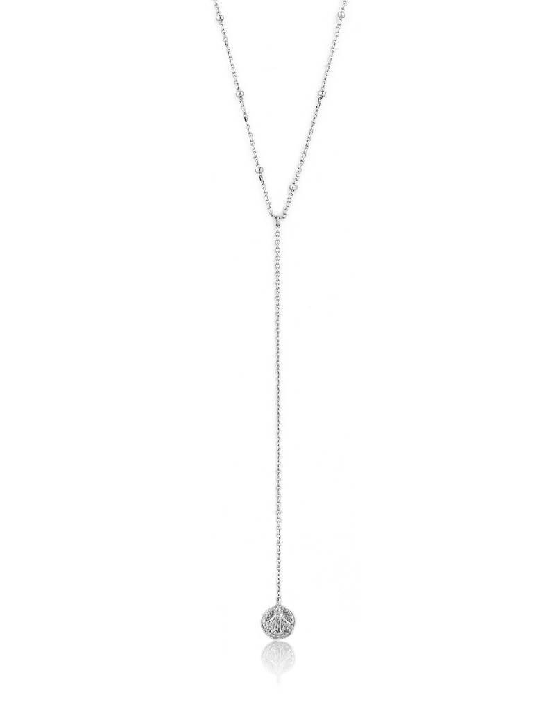 Ania Haie Ania Haie - Deus Y necklace Silver