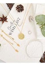 Ania Haie Ania Haie - Tropic drop earrings gold