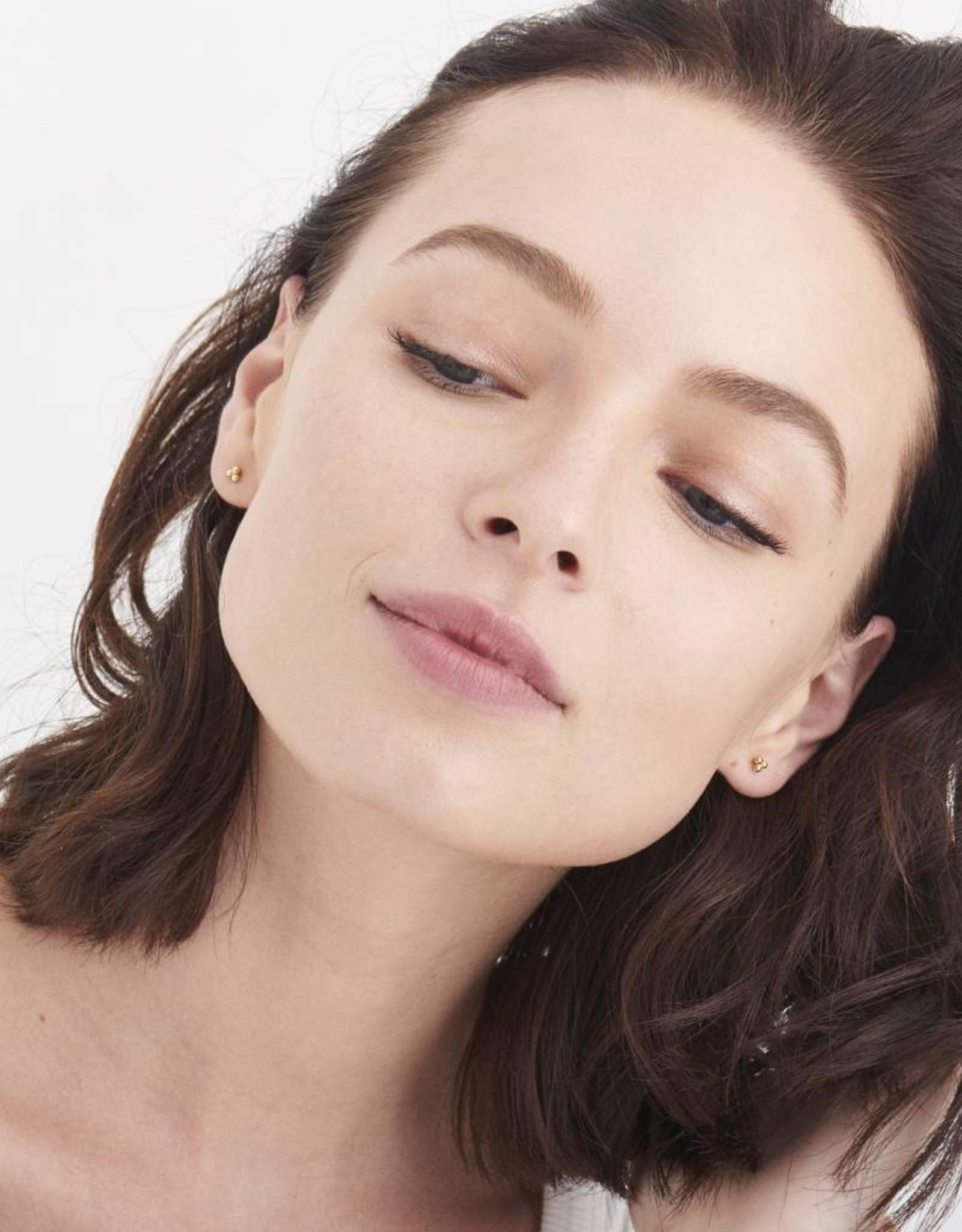 Ania Haie Ania Haie - Modern triple ball stud earrings