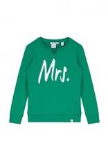 Nik&Nik Nik & Nik - Jade green sweater Mrs.
