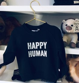 Cos i said so Cos i said so - Sweater - Happy human - Black