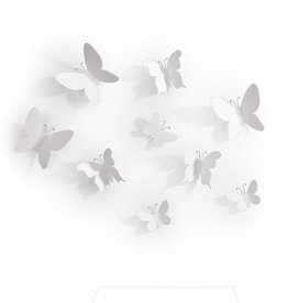Umbra Umbra - Mariposa wall decor White