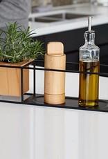 Umbra Umbra - Cubist shelf small sand/blk