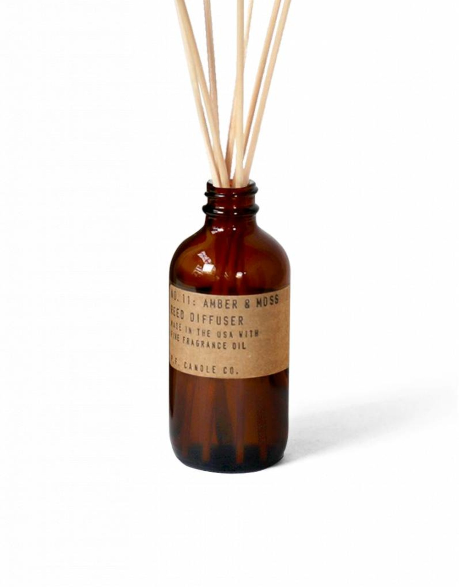 P.F. candle co PF - Amber & Moss diffuser