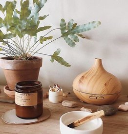 P.F. candle co PF - Sandelwood Rose small