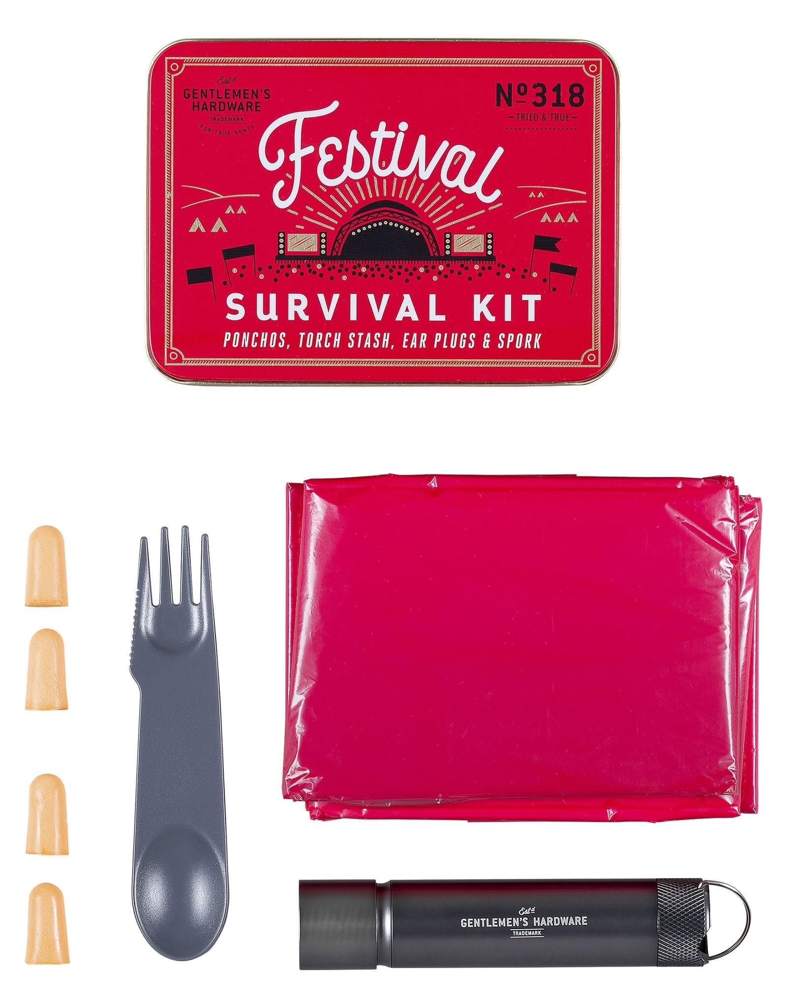 Gentlemen's hardware Gentlemen's hardware - Festival kit