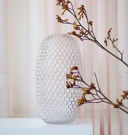 Fést Fést - Facet  Vase Transparant - S