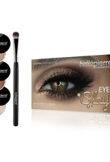 Bellápiere Bellápierre - Eye slay kit - Romantic brown