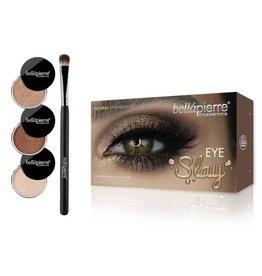 Bellápiere Bellápierre - Eye slay kit - Romantic brown