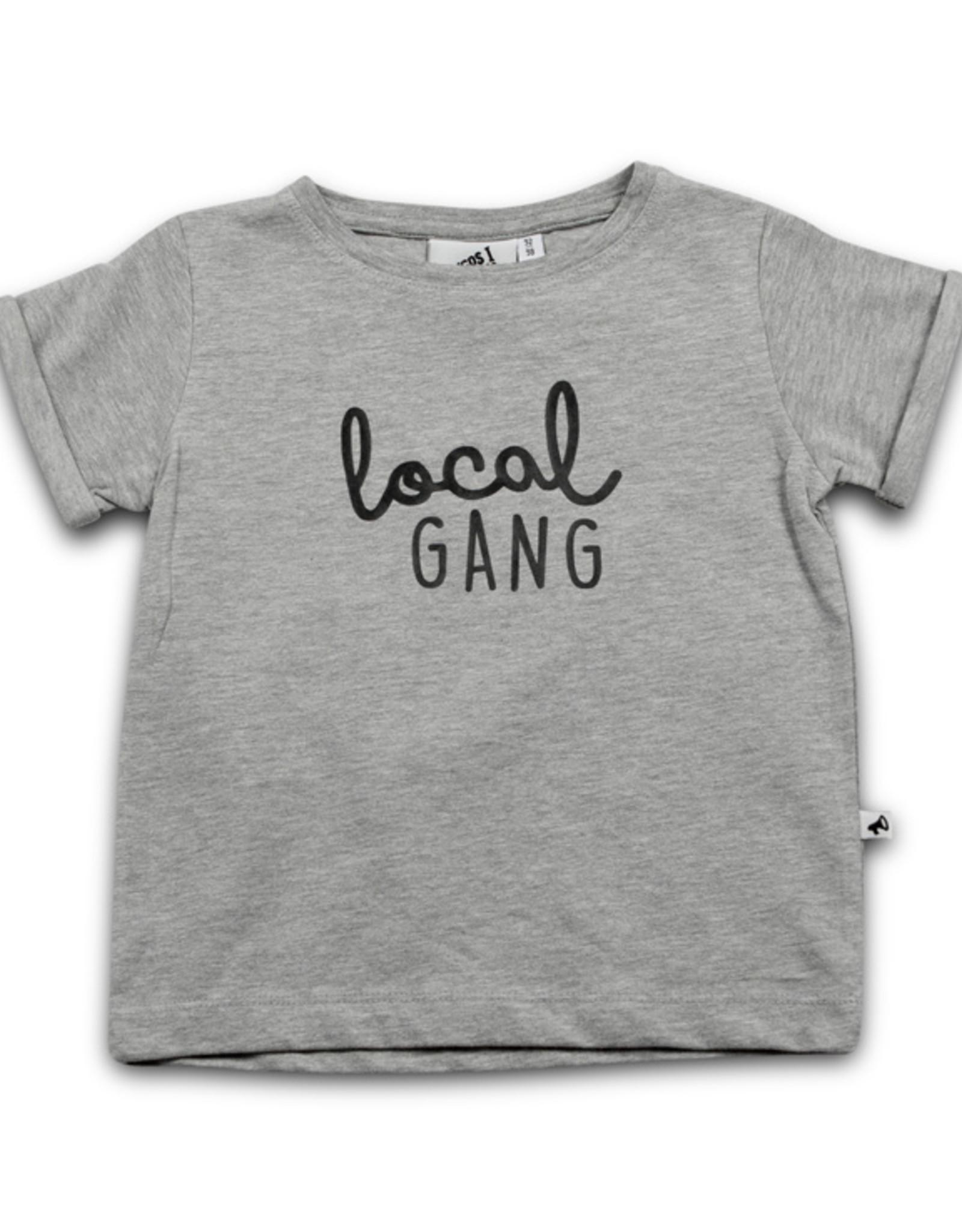 Cos i said so - Local gang shirt - Grey