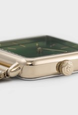 Cluse Cluse- La Tétragone - Mesh Gold/Forest green