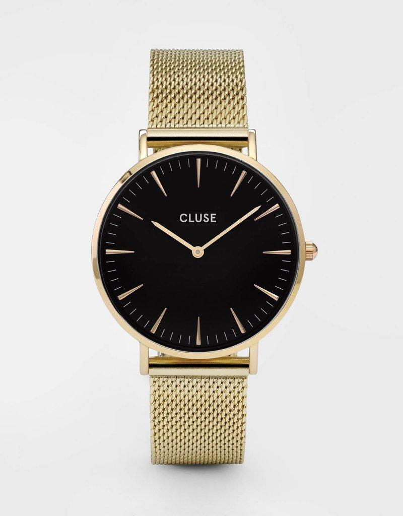 Cluse Cluse- La Bohème Mesh Gold/Black