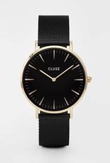 Cluse Cluse- La Bohème Mesh Black Gold/Black