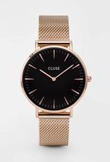 Cluse Cluse- La Bohème Mesh Rose Gold/Black
