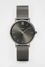 Cluse Cluse - Minuit - Mesh Dark Grey