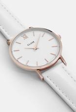 Cluse Cluse - Minuit - Rose gold white/white