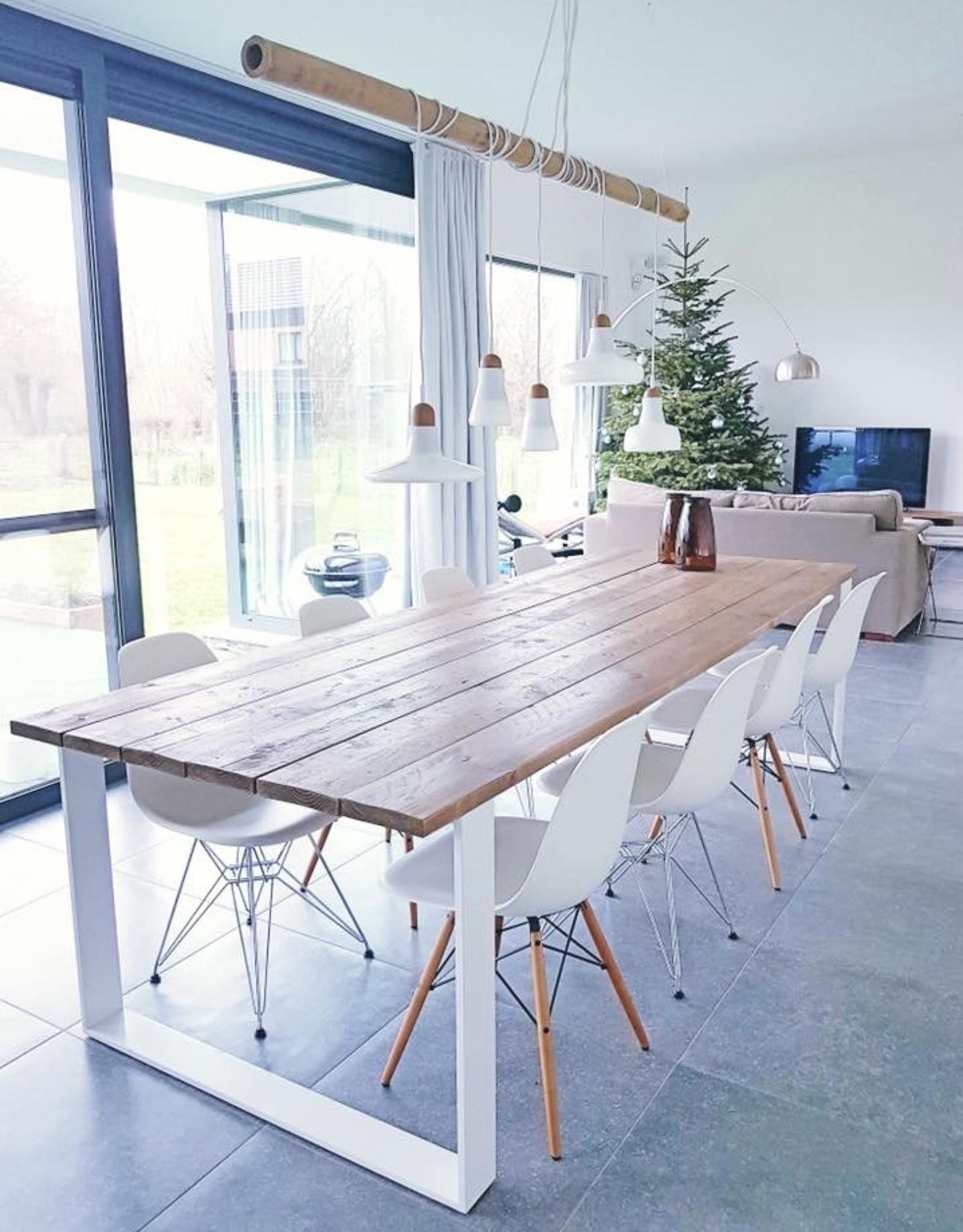 Thinkstyle Joppe tafel - gebruikt steigerhout