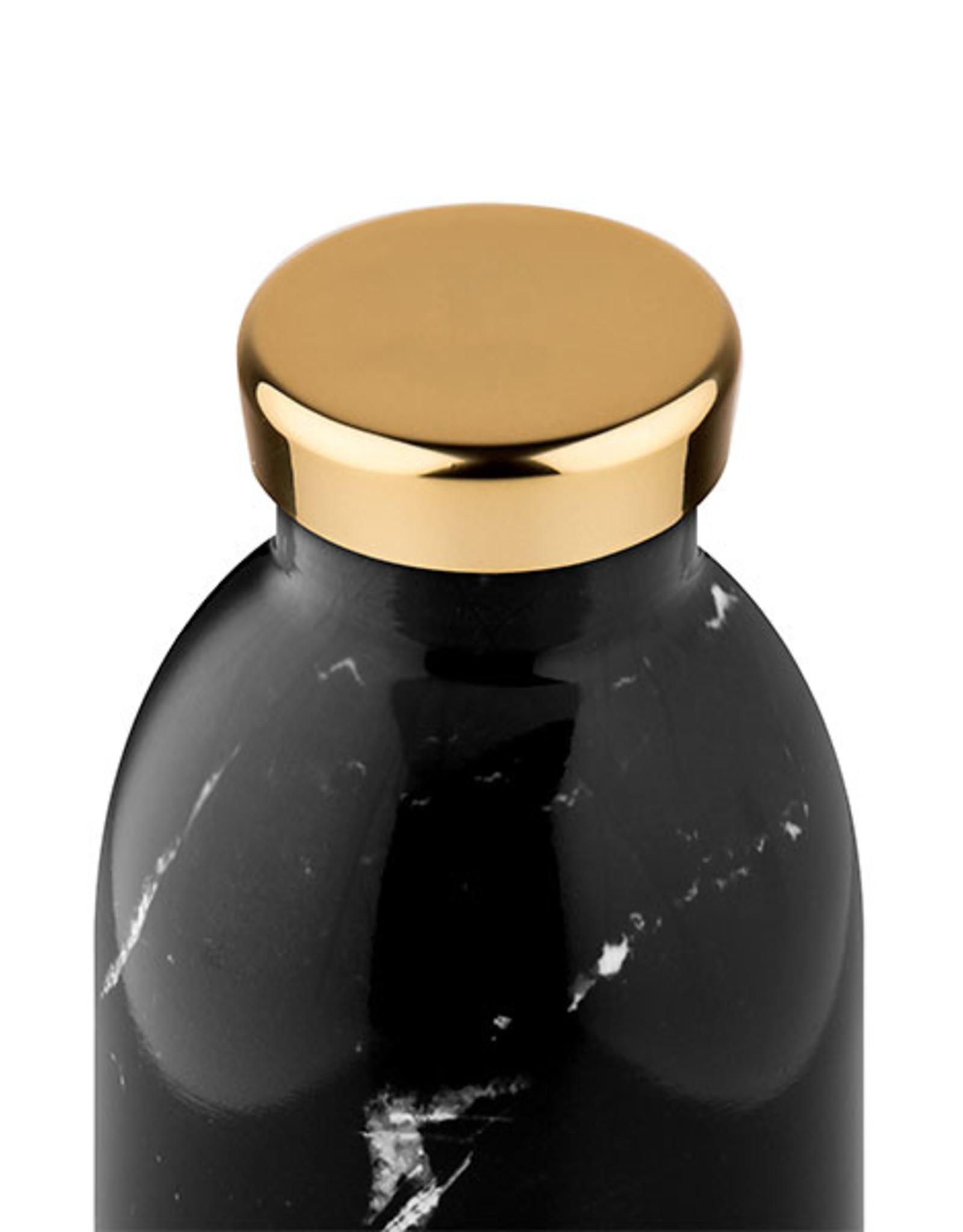 24 Bottles 24 Bottles - Clima Bottle - Marble black