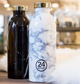 24 Bottles 24 Bottles - Clima Bottle - Marble white